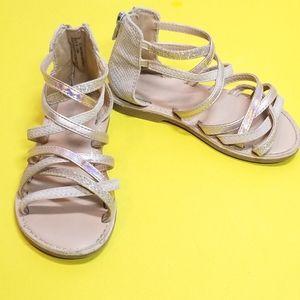 🎈Gladiator size 9 Tan Sandals